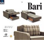 Sovekabine sofa Bari