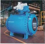 """Dn 36"""" ANSI 900 with Electric Actuator"""