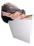 Sweat-shirt Coton Couleur En Carton De 10 Kg