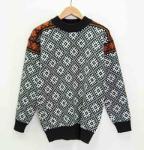 100% Wool Boyfriend Pullover 'TILDA'