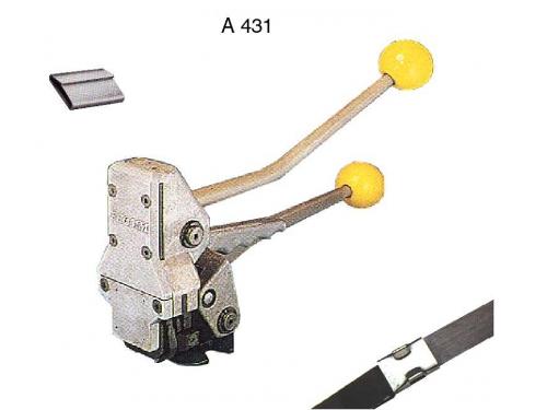Staalbandomsnoerings- apparaat A431
