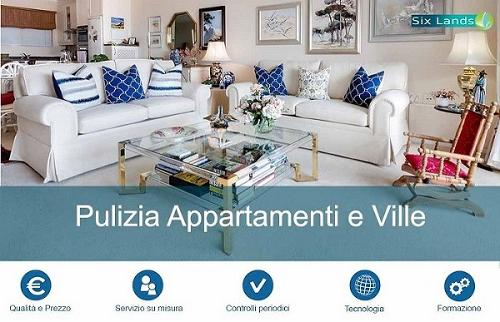 Pulizia Appartamenti e Ville