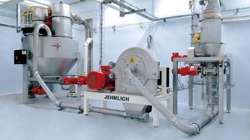 REKORD-Zuckermahlanlagen für Durchsätze bis 7.000 kg/h