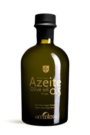 Azeite Occidens O.5 Extra Virgem Biológico 240 ml