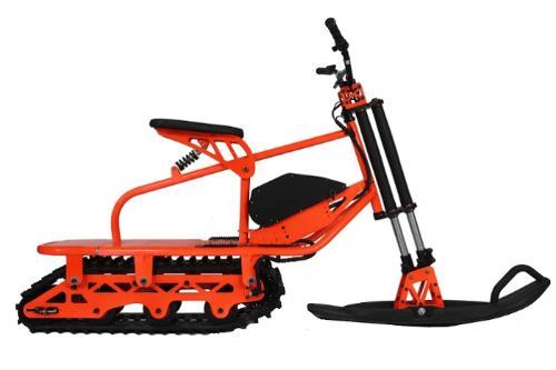 Electric snowmobile «Sniejik MW Basic»