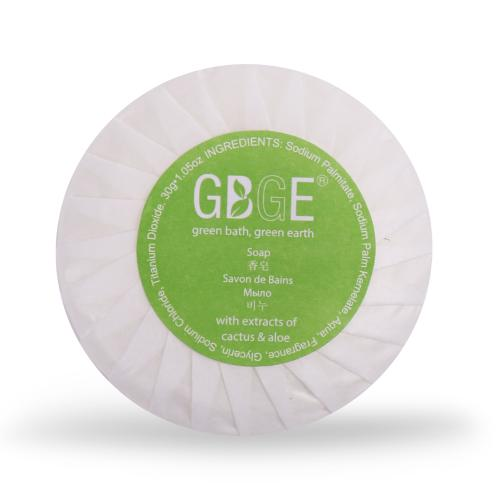GBGE Budget Collection 29gm White Soap