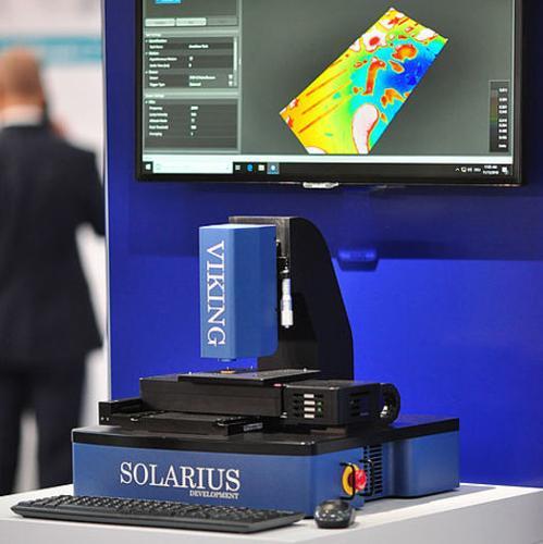 Solarius Viking 3D Profilometer