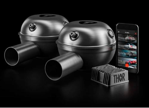 Thor electronic exhaust system