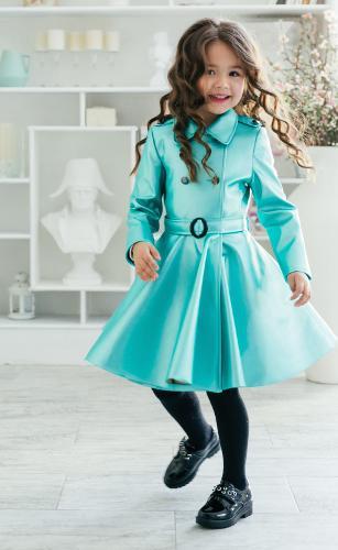 Coat-Trench Tiffany