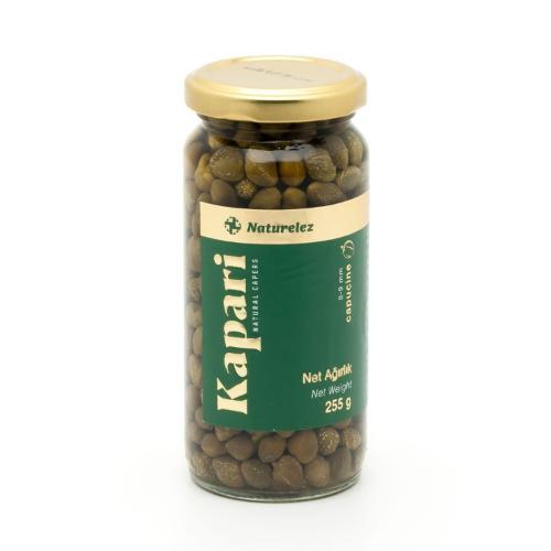 Doğal Kapari (Capucine) - 255 g