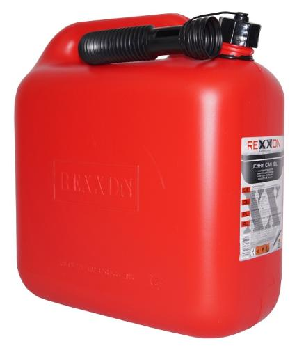 REXXON Standard  Jerry can for Petrol 10 L