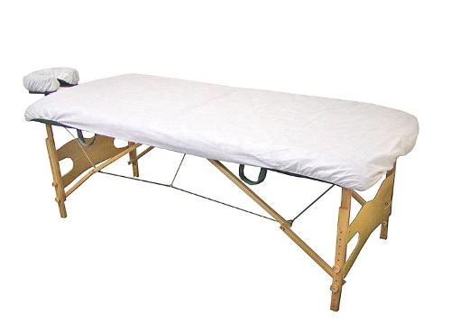 Disposable Stretcher Bed Cover Non Woven PP Bed Sheet