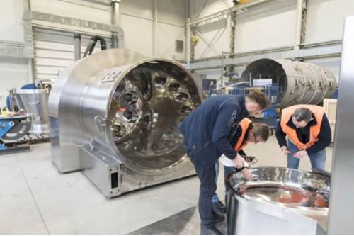 Budowa urządzeń ze stali nierdzewnej - produkcja OEM