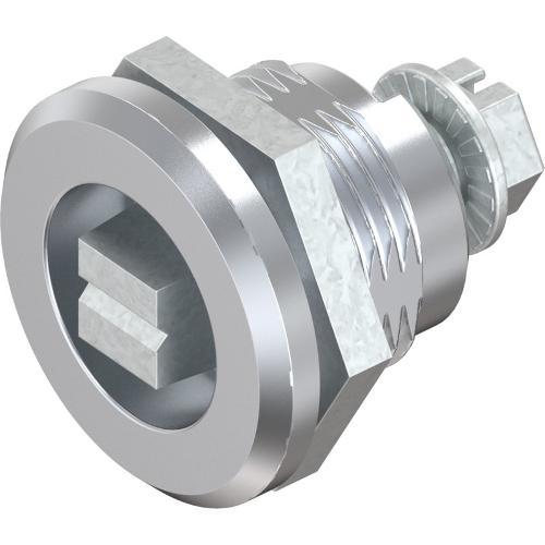 Quarter turn stainless steel