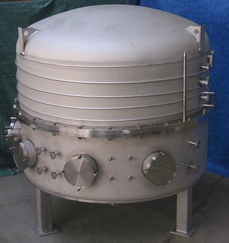 Vakuumkammern und Vakuumapparate