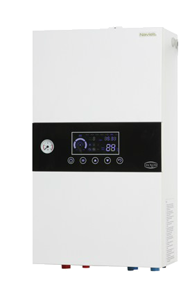 Wall hung electric boiler 400 volt 40 kW
