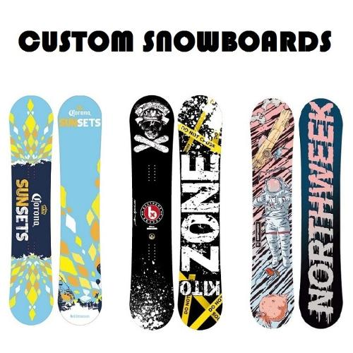 Snowboard Personalizable