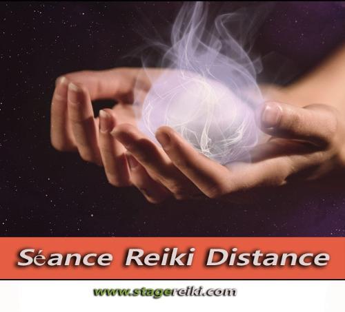 séance de Reiki à distance