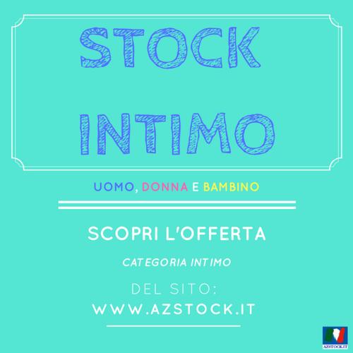 STOCK INTIMO