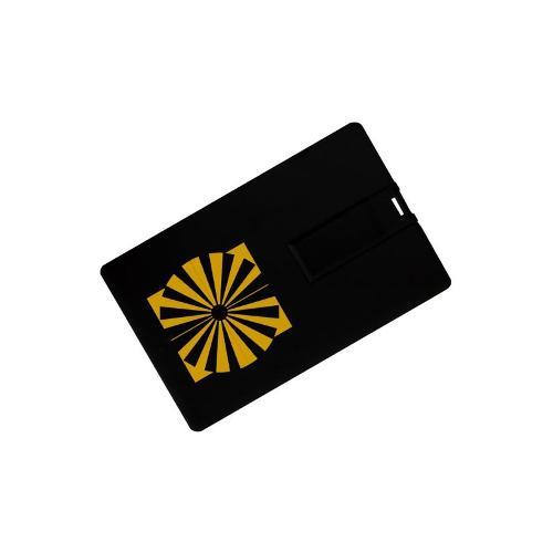 Cle USB Carte de Credit Pro Black
