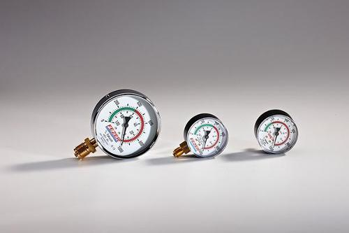 Vacuum Switches, Vacuum Gauges, and Warning Units