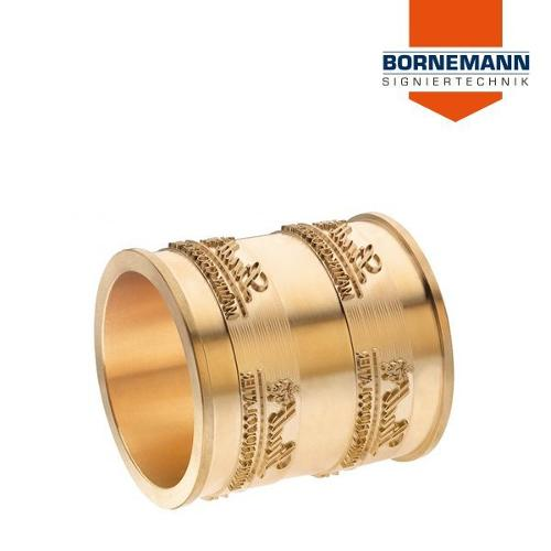 Brass rollers