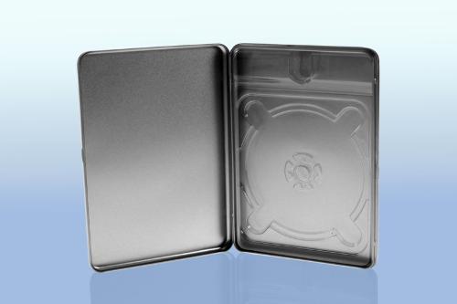 Metalldose im Standard DVD Format für 1 Disc