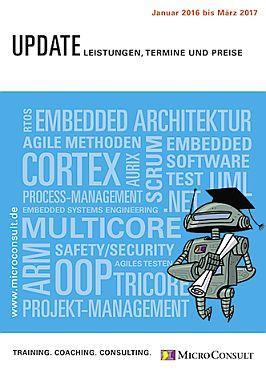 Embedded Schulungen, Beratung und Projektunterstützung