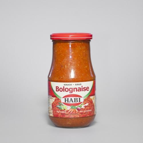 Sauces tomatées