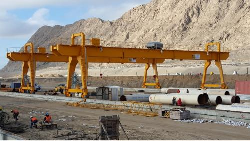 Gantry Crane  / Portiques