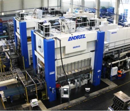 mechanical servo presses