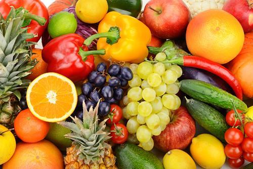 Fresh Fruits & Vegetables