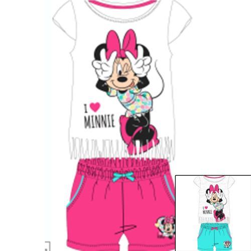 Mayorista Europa Conjunto de ropa Disney Minnie