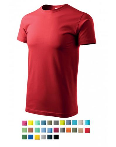T-shirt personnalisé HEAVY NEW unisex