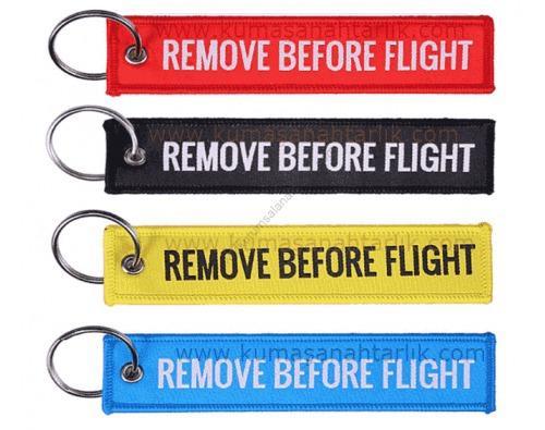 Corporate Keychain - Remove Before Flight
