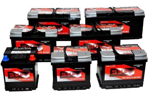 Batterie de démarrage pour voiture L5B 92 ah