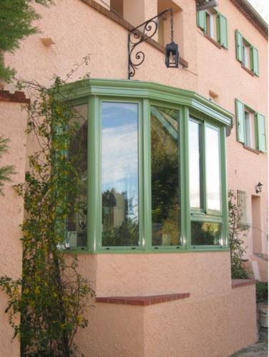 La véranda et fermeture de terrasse