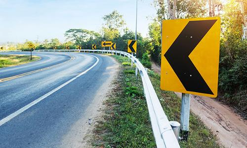 Aluminum Traffic and Road Signs