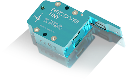 Tiny Vibration Recorder