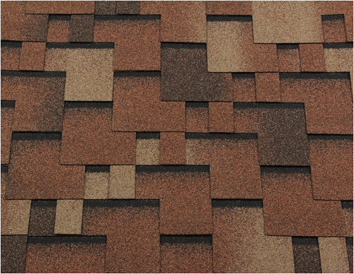 Bitumen Shingles RoofShield Classic Modern Cut