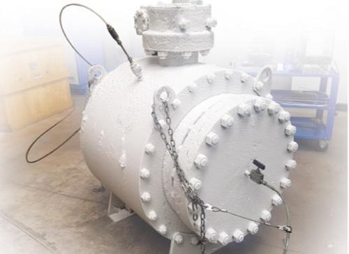 Cryogenic ball valves