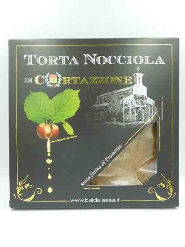 Torta Nocciola di Cortazzone senza farina - Confezione regal