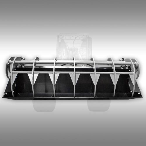 Pelle A Benne Chargeur Frontal Gs-200 2 Mètres Jansen