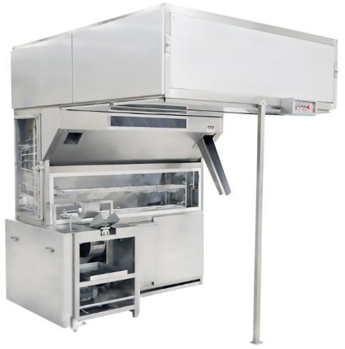 Intermediate Proofing Machine - 272 Design