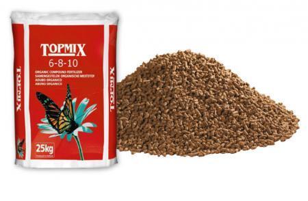 Organic Compound Fertilizer 6-8-10