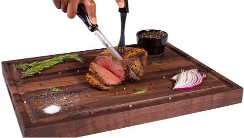 Organic Premium Wooden Chopping / Cutting Boards for Food