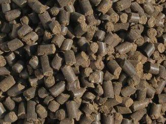 Chicken Manure Pelleted Fertilizer,  Organic Fertilizer, Pel