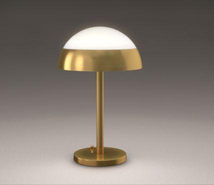 Classical 1930s lamp