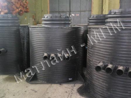 Колодцы кабельной канализации