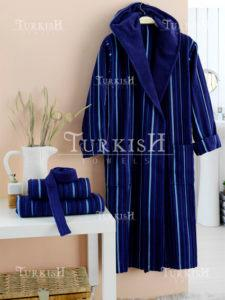 Yarn dyed robes